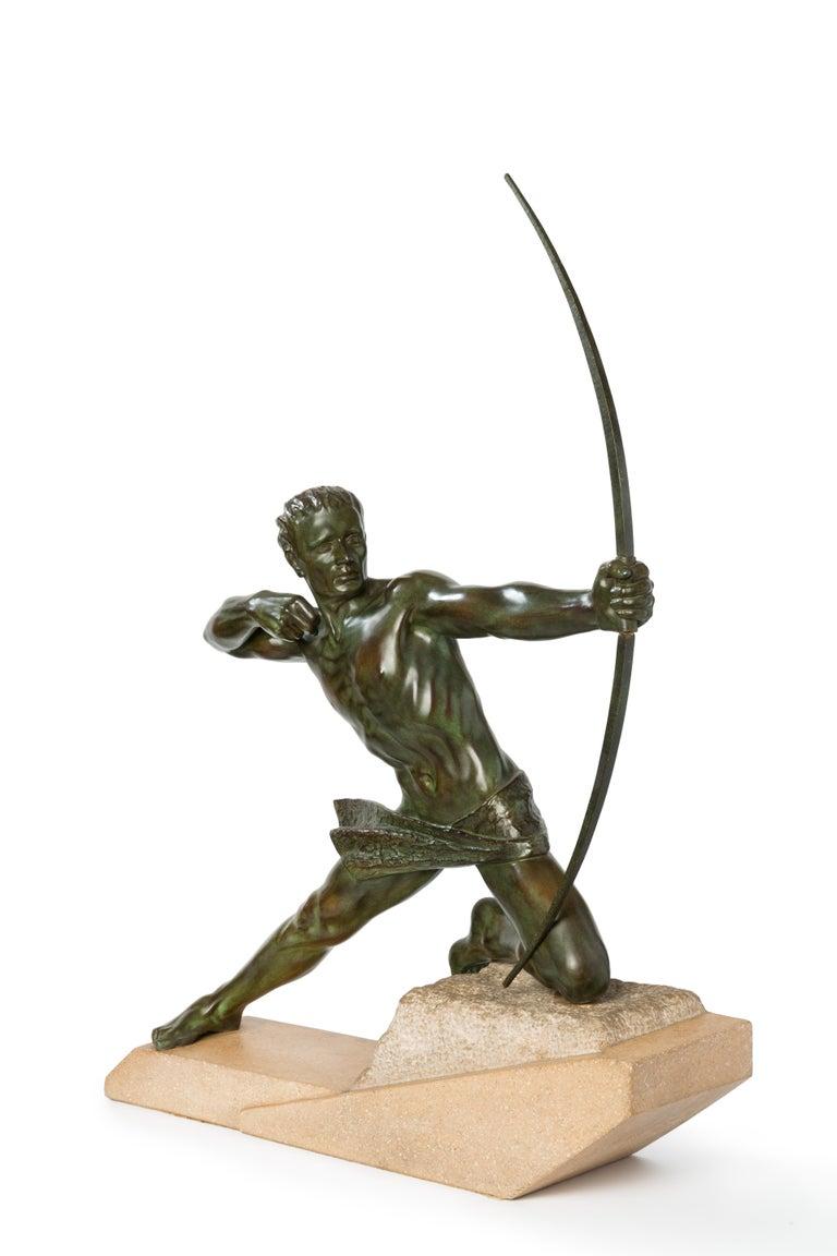 Max Le Verrier  Bronze