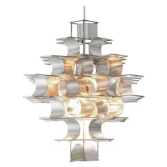 Max Sauze 'Cassiope' Chandelier