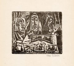 Feast of Passover — American Expressionism