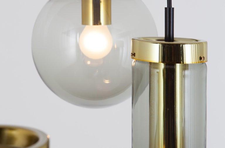 Mid-Century Modern Maxi Bulb Set by RAAK For Sale