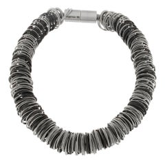 Maxi One Stainless Steel Necklace