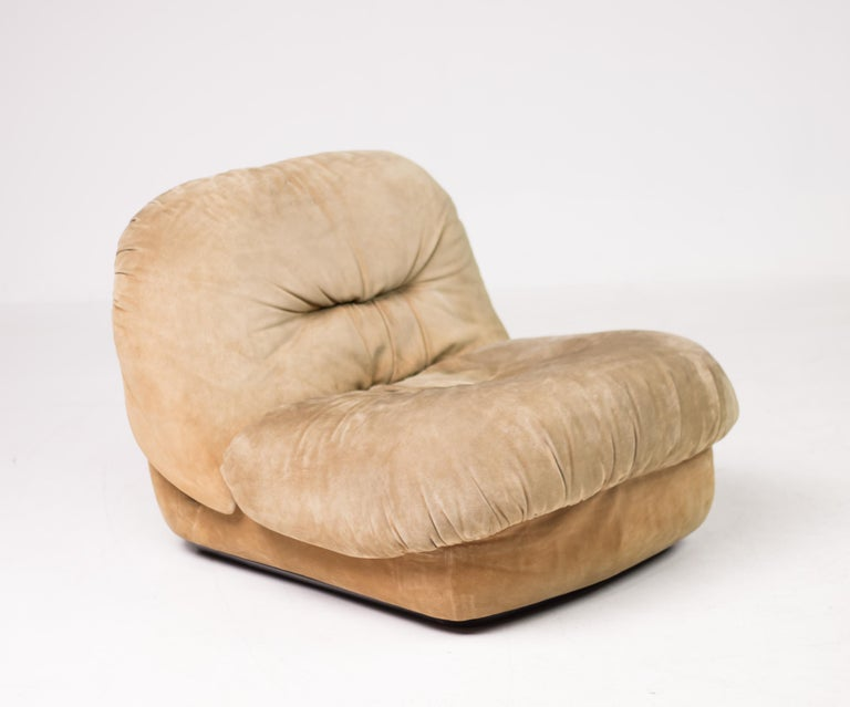 Maxijumbo Lounge Seating by Alberto Rosselli for Saporiti In Good Condition For Sale In Dronten, NL