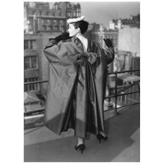 """Maxime Coat"" by Reg Burkett Limited Edition Getty Image Print"
