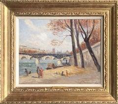 Le Pont Des Arts, 1930