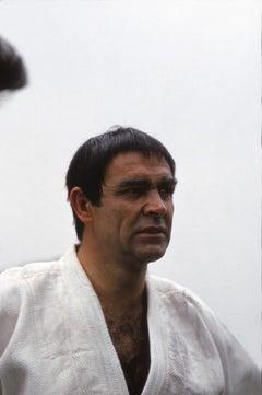 Sean Connery as James Bond Fine Art Print