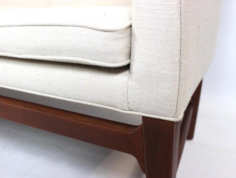 Scandinavian Modern Mayor Sofa, Model AJ5, Designed by Arne Jacobsen and Flemming Lassen For Sale