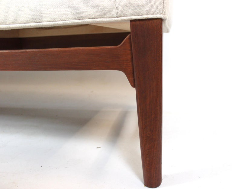 Danish Mayor Sofa, Model AJ5, Designed by Arne Jacobsen and Flemming Lassen For Sale