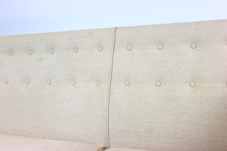 Mid-20th Century Mayor Sofa, Model AJ5, Designed by Arne Jacobsen and Flemming Lassen For Sale