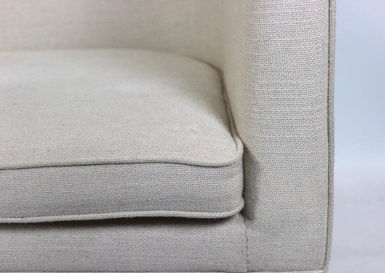 Wool Mayor Sofa, Model AJ5, Designed by Arne Jacobsen and Flemming Lassen For Sale
