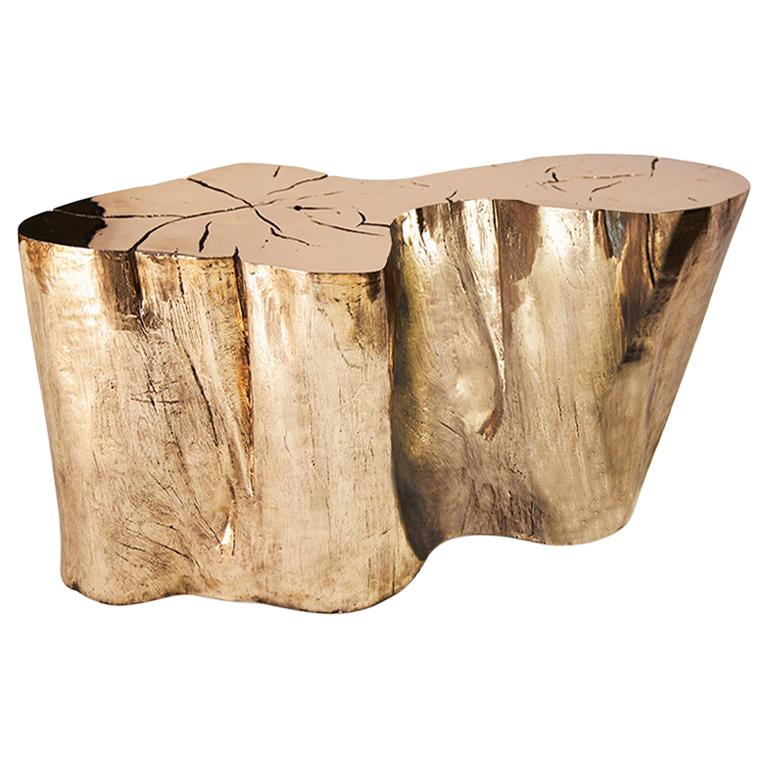 Mayson Side Table #2 by Barlas Baylar For Sale