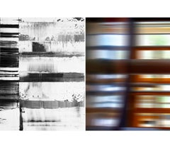 Untitled Diptych 2014 #2