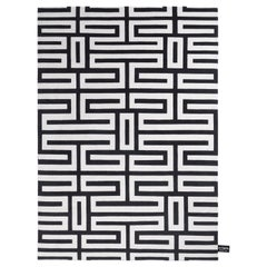 Maze Standard Rug by CC-Tapis