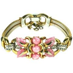 Mazer Pink Fruit Salad Bracelet