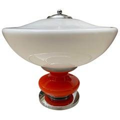 "Mazzega, ""UFO"" Table Lamp Italy, 1974"