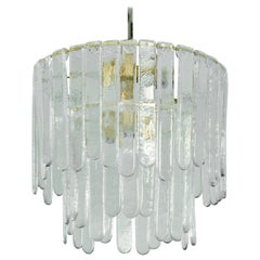 Mazzega Waterfall Chandelier