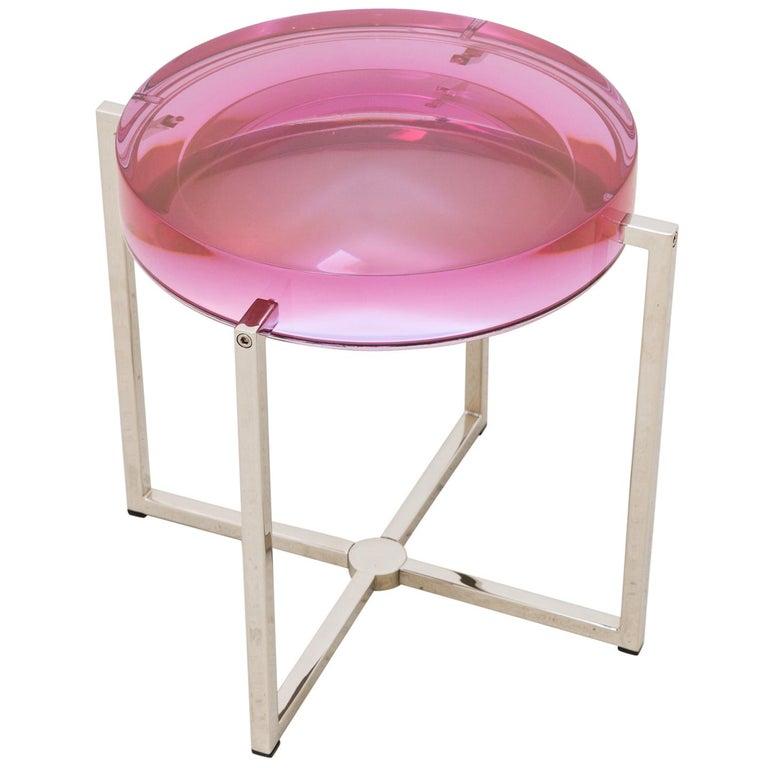 McCollin Bryan Lens table, new, offered by Stefan Vogdt / Galerie der Moderne