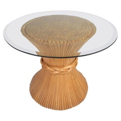 McGuire Bamboo Table