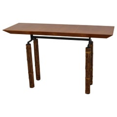 McGuire Console Table Huxley Collection