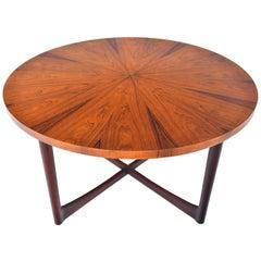 McIntosh Starburst Rosewood Coffee Table