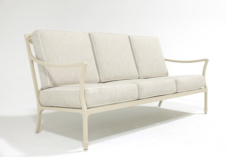 Beaufort Sofa Outdoor Garden Furniture By Mckinnon And Harris For Sale At 1stdibs