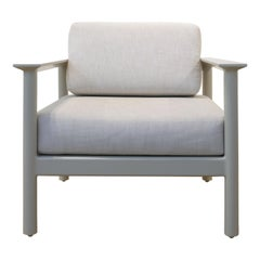 Couper Club Chair, Outdoor Garden Furniture by McKinnon and Harris