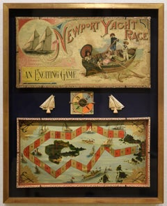 The Newport Yacht Race - An Exciting Game.