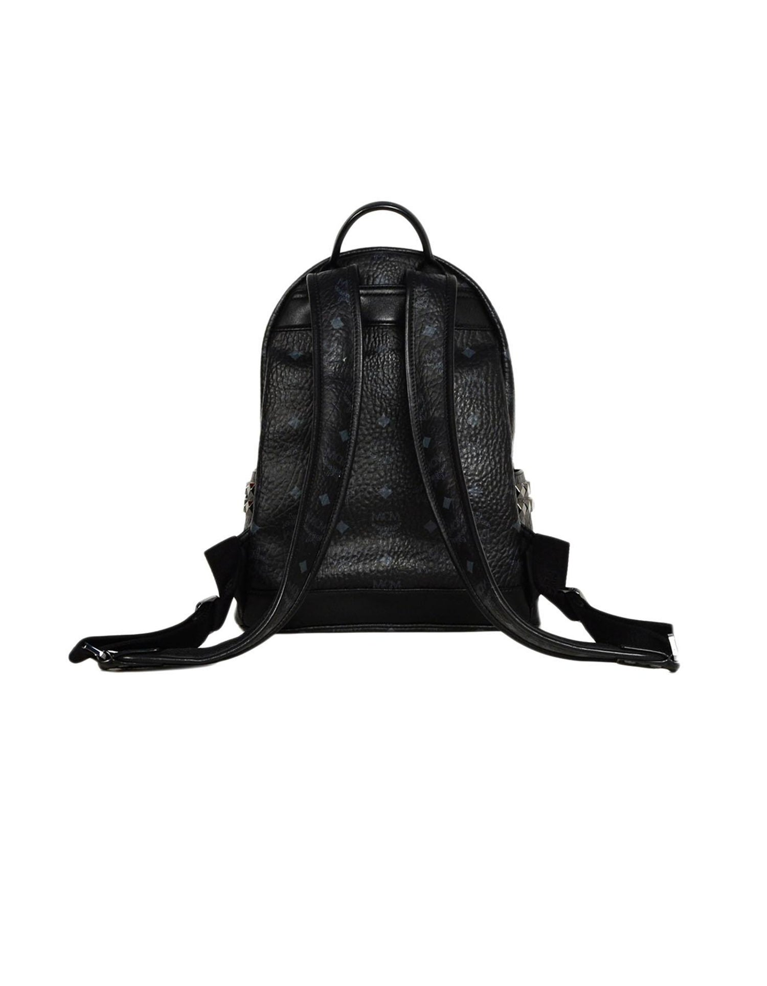 bd87b9088c33a Mcm Stark Small Side Stud Backpack Black | Building Materials ...