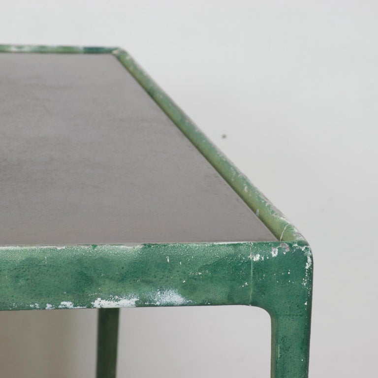 Mid-20th Century MCM Vintage Patio Dining Table by Richard Schultz for Knoll, 1966 For Sale