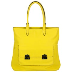 Mcq Woman Shoulder bag Yellow Leather