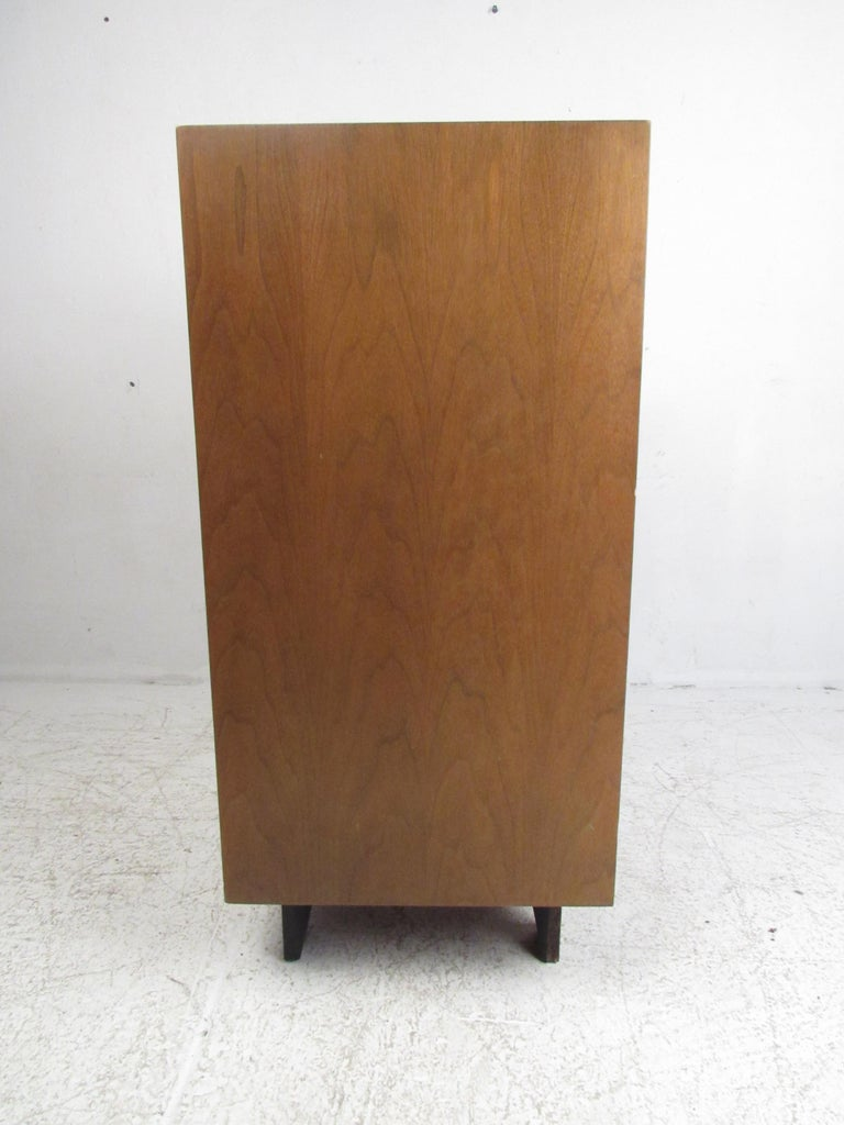 Mid-Century Modern Md-Century Modern George Nelson Lingerie Chest For Sale