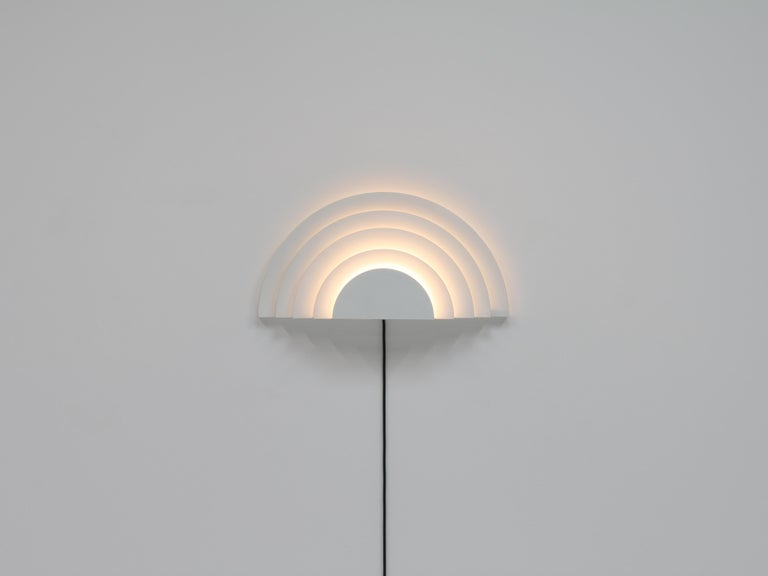20th Century Meander Wall Sconce by Cesare Casati and Emanuele Ponzio for RAAK, Netherlands For Sale