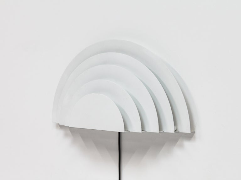 Meander Wall Sconce by Cesare Casati and Emanuele Ponzio for RAAK, Netherlands For Sale 2