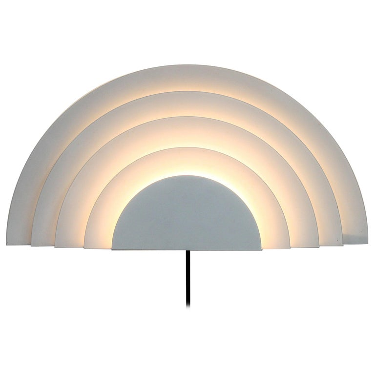 Meander Wall Sconce by Cesare Casati and Emanuele Ponzio for RAAK, Netherlands For Sale