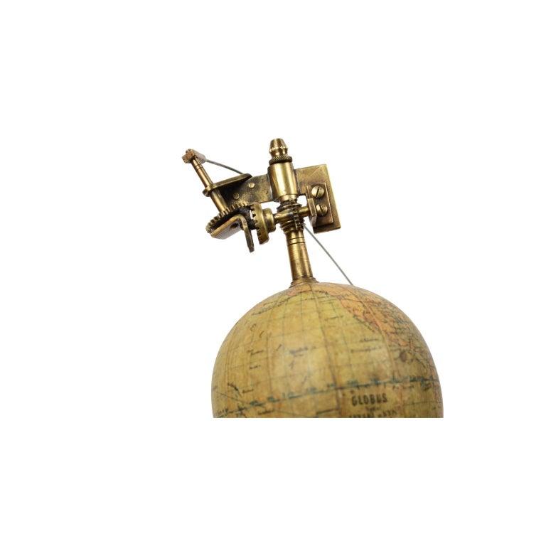 Antique Rare Mechanical Orrery, Astronomical Instrument  by Jan Felkl Praga 1870 For Sale 4