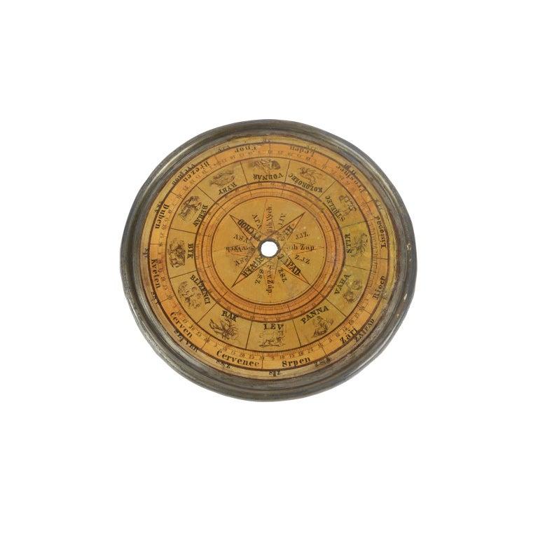 Antique Rare Mechanical Orrery, Astronomical Instrument  by Jan Felkl Praga 1870 For Sale 7