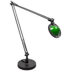 """Meda & Rizzatto for Luceplan Italian Modern """"Berenice"""" Desk Lamp"""