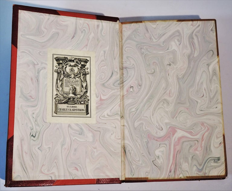 Medical: Burton's Anatomy of Melancholy, in Leather, New Edition, London, 1863 3