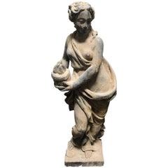 Medici Four Seasons Statue- Winter