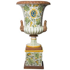 Medici Large Ceramic Vase