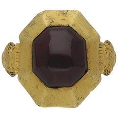 Medieval Signet Rings