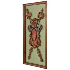 Medieval Style Witco Wall Art
