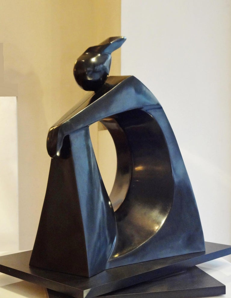 Méditation, 2007, by Capo di Feltre.