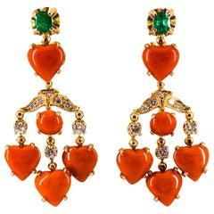 Renaissance Clip-on Earrings