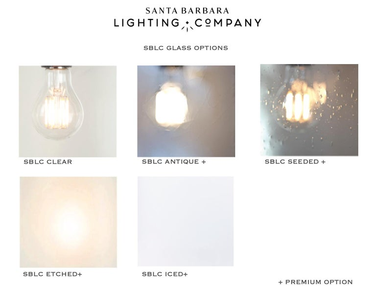 Contemporary Mediterranean Style Outdoor Lantern Flush Mount, Grey  For Sale