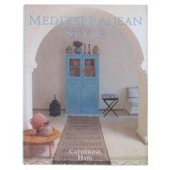 Mediterranean Style Hardcover Book