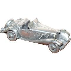 Medium Compulsion Gallery Pewter a Mercedes Benz 1927 S-Class Convertible Car