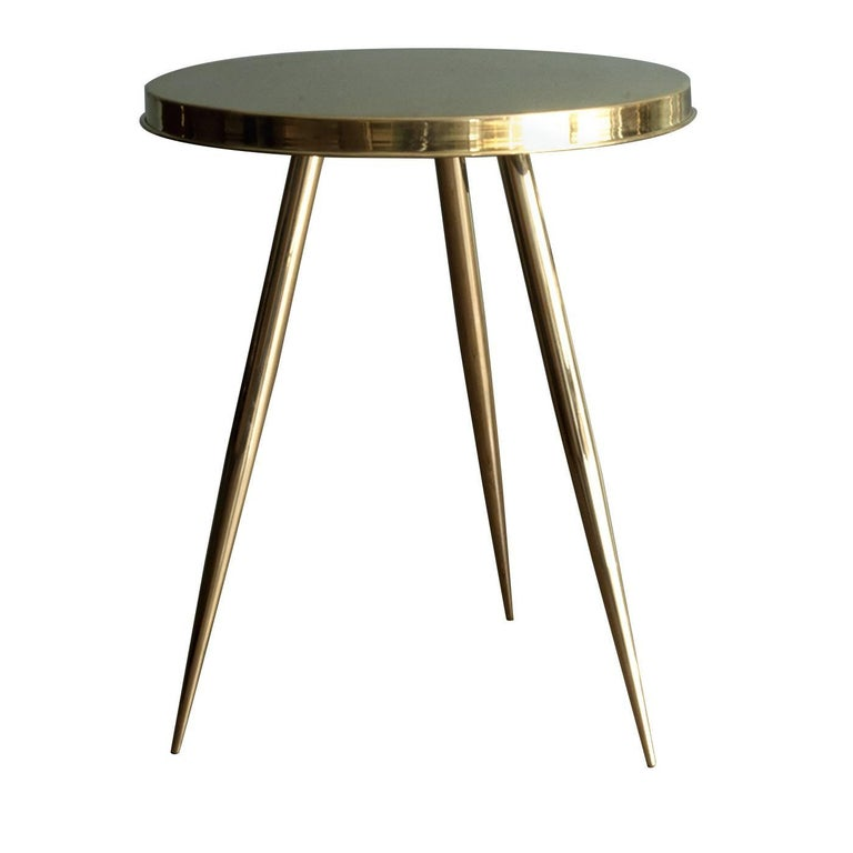 Medium Gold Ishtar Coffee Table