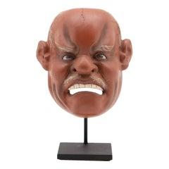 Medium Japanese Lacquer Mask