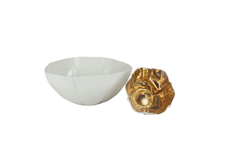 American Medium Kawa Bowl by Luft Tanaka, in Stock For Sale