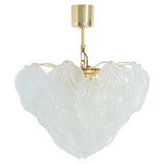 Medium Murano Glass Chandelier
